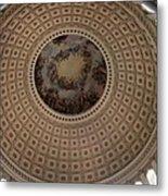 Cupola Capitol Washington Dc Metal Print