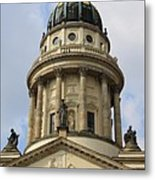 Cupola French Dome - Berlin Metal Print