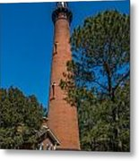 Currituck Lighthouse Metal Print
