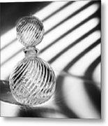 Curvatures Metal Print