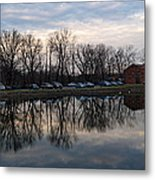Cushwa Basin C And O Canal Metal Print