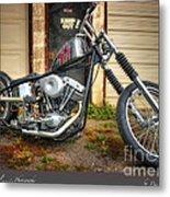 Custom Ride Metal Print