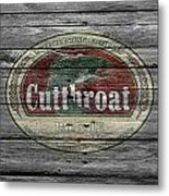 Cutthroat Pale Ale Metal Print