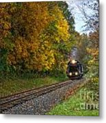 Cuyahoga Valley Scenic Railroad 1 Metal Print