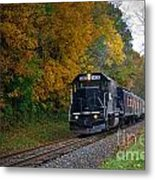 Cuyahoga Valley Scenic Railroad 2 Metal Print