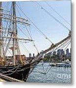 Cwm At The Boston Navy Yard Metal Print