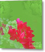Cyclamen Dream Metal Print