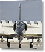 Czech Air Force L-39za Albatros Metal Print