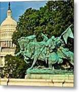 D C Monuments 1 Metal Print