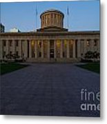 D13l83 Ohio Statehouse Photo Metal Print