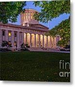 D13l94 Ohio Statehouse Photo Metal Print