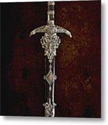 Dagger Metal Print