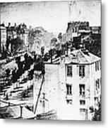 Daguerreotype, 1838 Metal Print