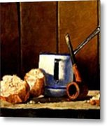 Daily Bread Ver 1 Metal Print
