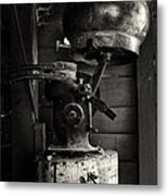 Dairy Metal Print by Tim Nichols