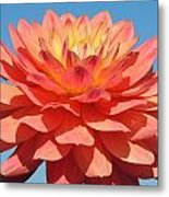 Dalia In The Sky Metal Print