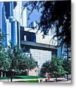 Dallas Glass  Metal Print