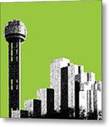 Dallas Reunion Tower Metal Print by DB Artist