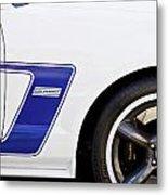 Dan Gurney 2009 Ford Mustang Metal Print