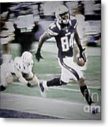 Danario Alexander - Chargers Metal Print by RJ Aguilar