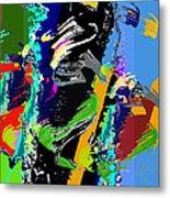 Dance 1 Metal Print