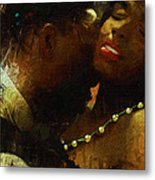 Dance Night Metal Print