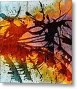 Dance Of Colours  Metal Print