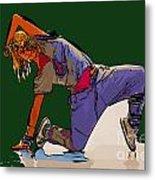 Dancer 26 Metal Print