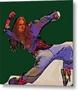 Dancer 29 Metal Print