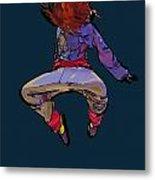 Dancer 30 Metal Print