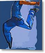 Dancer 59 Metal Print