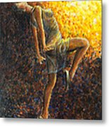 Dancer Ix Metal Print