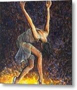 Dancer Viii Metal Print