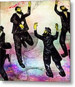 Dancing All The Time  Metal Print by Mimi Eskenazi