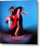 Dancing As One Metal Print by Thomas Fouch
