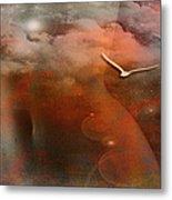 Dancing In Clouds... Metal Print
