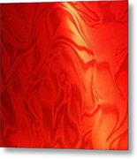 Dancing In The Fire Abstract Metal Print