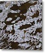 Dancing Water Metal Print