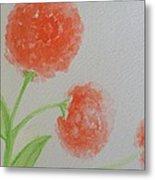 Dandelion Garden  Metal Print