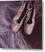 Danse Classique Metal Print by Priska Wettstein