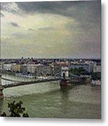 Danube River Metal Print