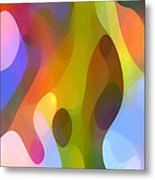Dappled Art 8 Metal Print
