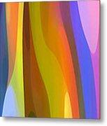 Dappled Light Panoramic Vertical 1 Metal Print