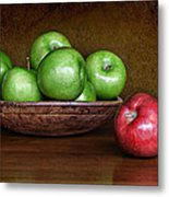 Dare To Be Different 3 Metal Print