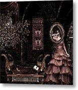 Dark Dream II Pretty As A Picture Metal Print