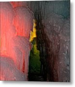 Dark Entrance Metal Print