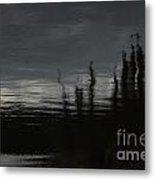 Dark Forest Dreams Metal Print