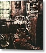 Dark Kitchen Metal Print