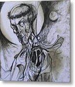 Dark Lord Metal Print
