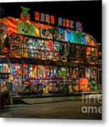 Dark Ride Metal Print